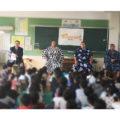 芝田山親方を迎えての夢の課外授業を実施。