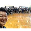 堀潤先生を迎えて、夢の課外授業を実施。