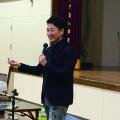 堀潤先生を迎えて夢の課外授業を実施!