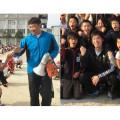 ソフトバンクホークス、内川聖一先生と和田毅先生を迎えての夢の課外授業。
