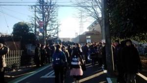 2016入試応援レポート~1/14浦和明の星中学校