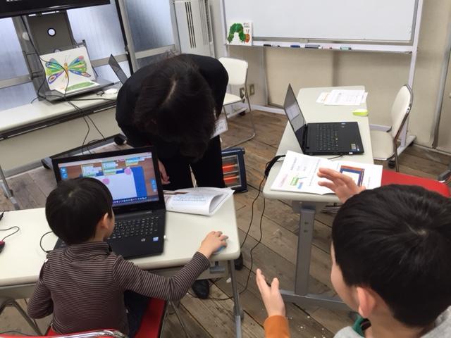 新1年生ロジカル・プログラミング講座開催Part2