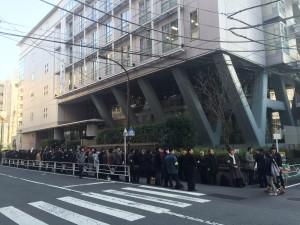 2016入試応援レポート~2/5渋谷教育学園渋谷中学高等学校(第3回)