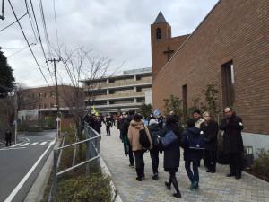 2016入試応援レポート~2/2聖光学院中学校(第1回)