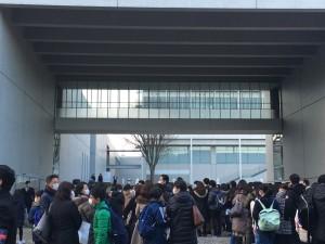 2016入試応援レポート〜2/2 慶應義塾湘南藤沢中・高等部