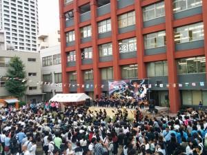【学園祭】吉祥女子中学・海城中学