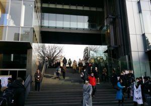2018年入試応援レポート~慶應義塾中等部
