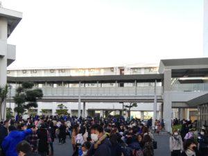 2020入試応援レポート~1/21東邦大学付属東邦中学校前期