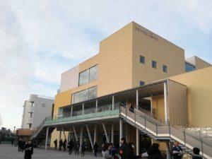 2020入試応援レポート~2/3日本大学第二中学校