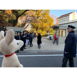 2020入試応援レポート~2/1武蔵中学校