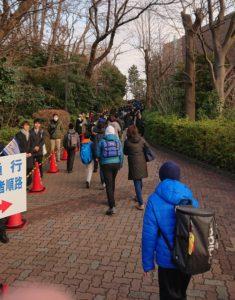 2020入試応援レポート~浅野中学校~