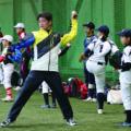 チャリティ・キッズ・ベースボールスクール2015 レポート