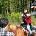 千葉県でホースセラピーを実施しました!