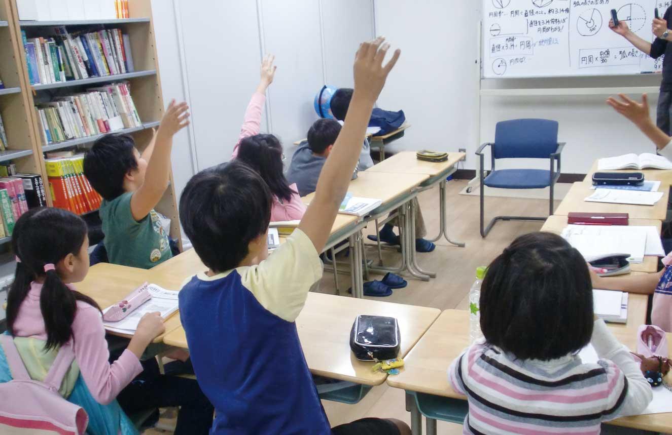 ロジム1年生クラスの様子 自ら学ぶ子が育つ仕組み ~レクチャー編~