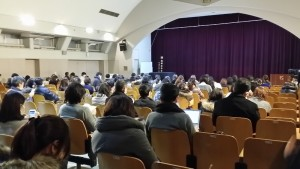 2016入試応援レポート〜2/1海城中学校