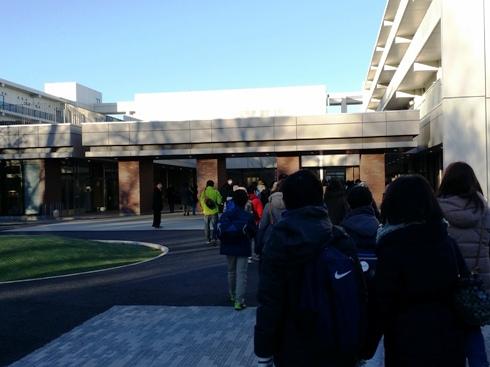 2017入試応援レポート~桐朋中学校