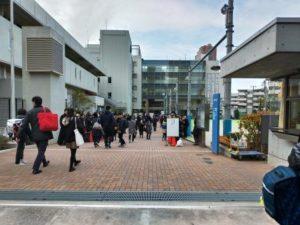 2020入試応援レポート~2/3成城中学校2回